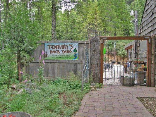 Camp Connell / Dorrington, CA