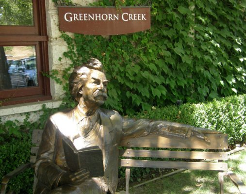 Greenhorn Creek, CA